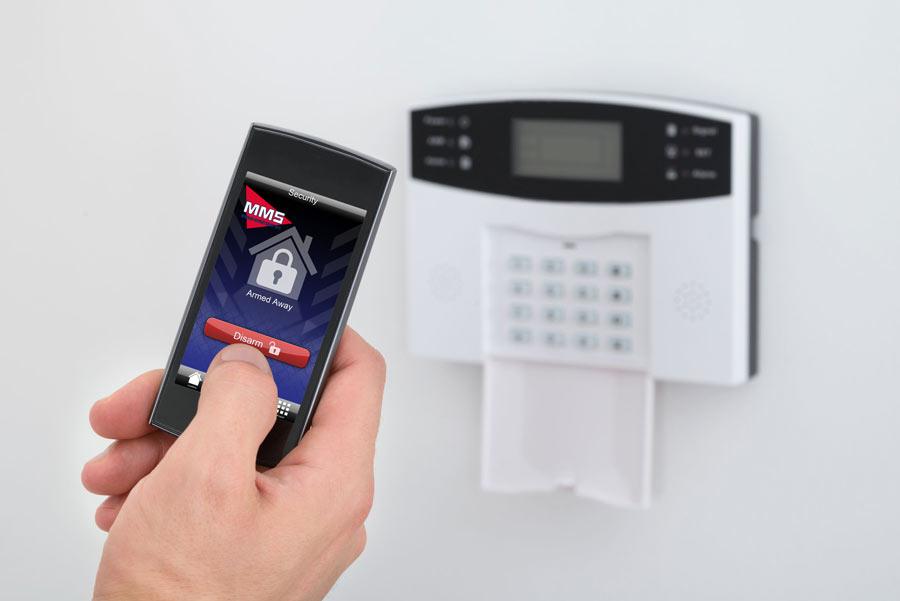 Wir sind die ersten – AlarmOmat- so einfach war Sicherheit noch nie.